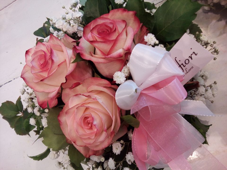bouquet rose