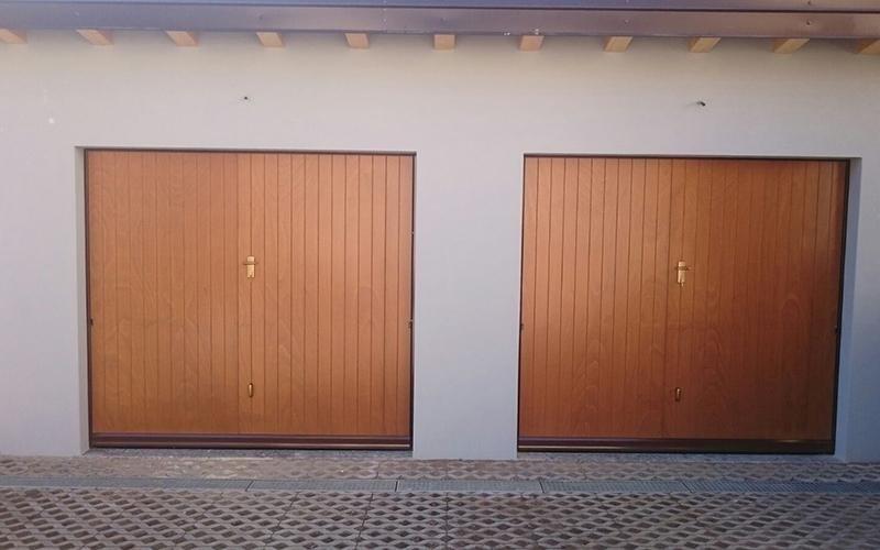 Realizzazione portoni e porte residenziali