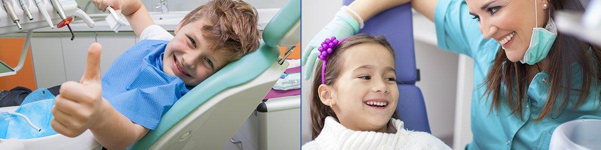 hanover dental care kids smiling