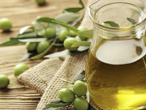 Olio, olive verdi