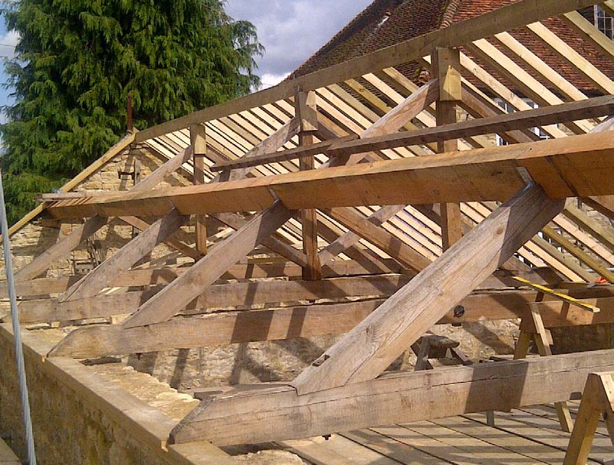 Cut Amp Pitched Roofs Constructed Across Essex