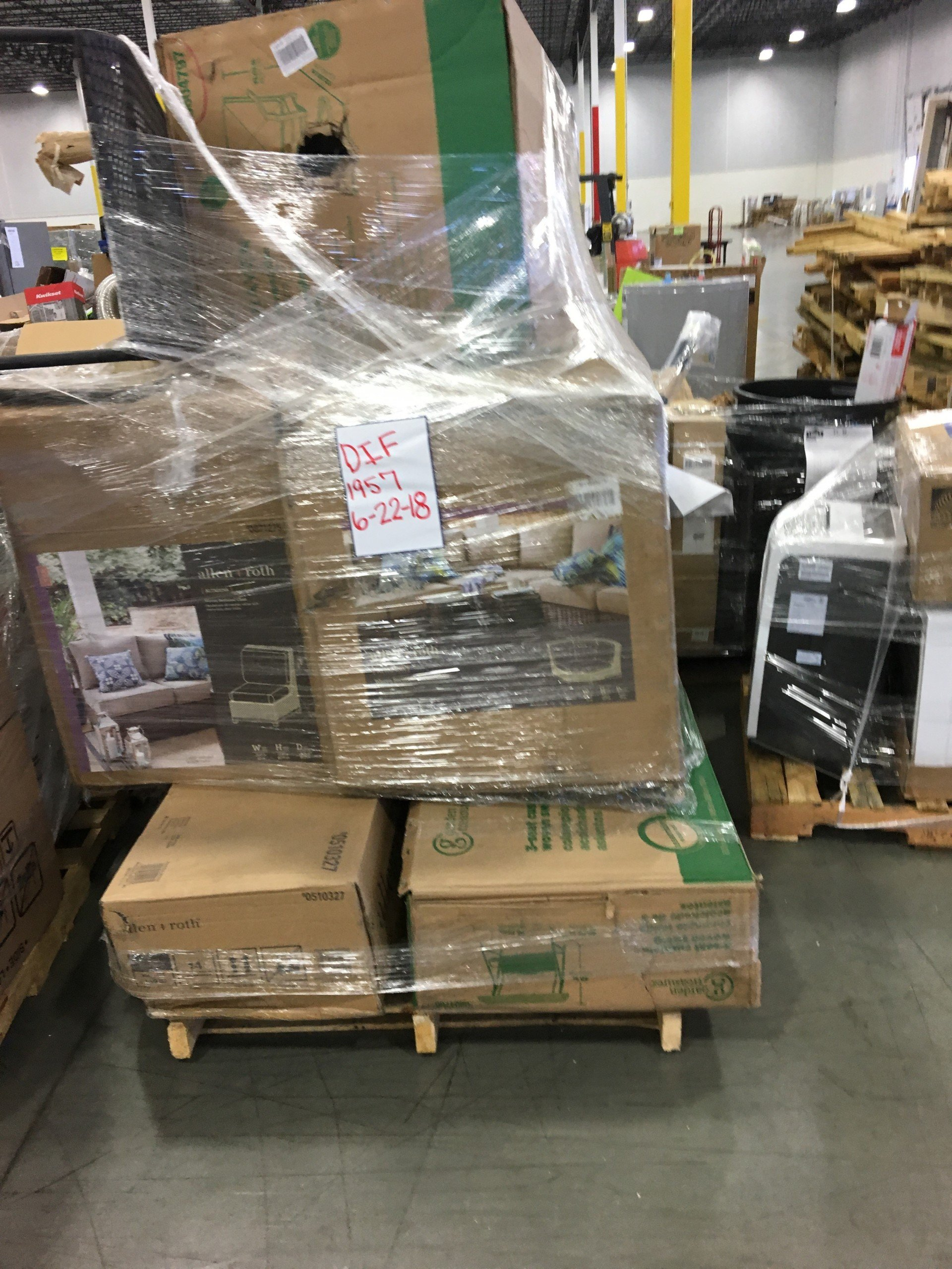 Lowe S Liquidation Tools Truckload Pallets Of Lowes