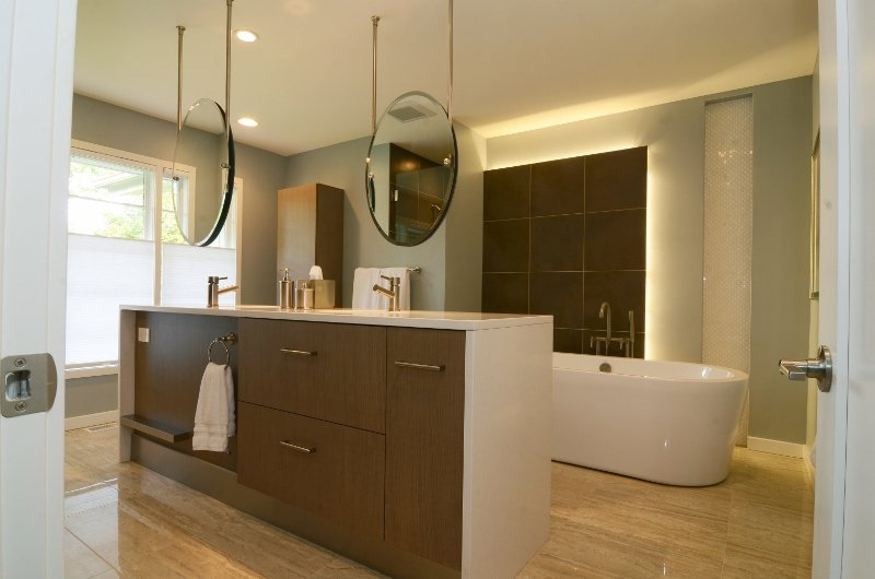 Bathroom remodeling service by our team in Rochester, NY
