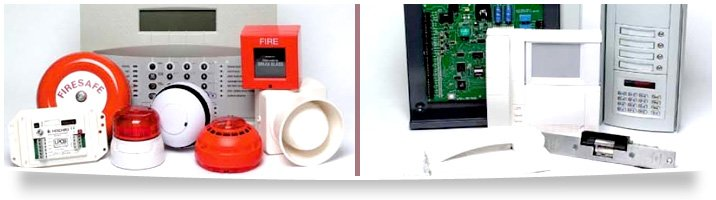 Fire - Nottingham - MWE Ltd - Alarm system
