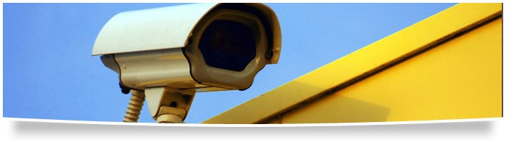 Security systems - Sheffield - MWE Ltd - CCTV on top