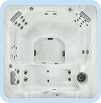 hot tubs from classic range