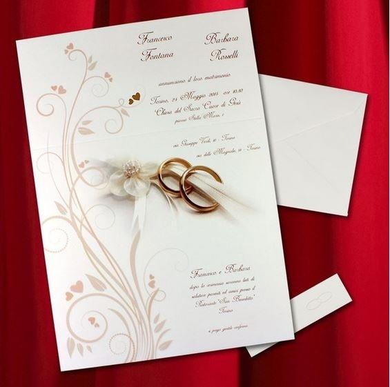 inviti al matrimonio