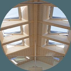 Finestre da tetto e lucernai