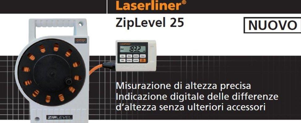 allarme laserliner