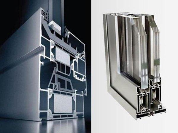 finestre in pvc vetro singolo e doppio
