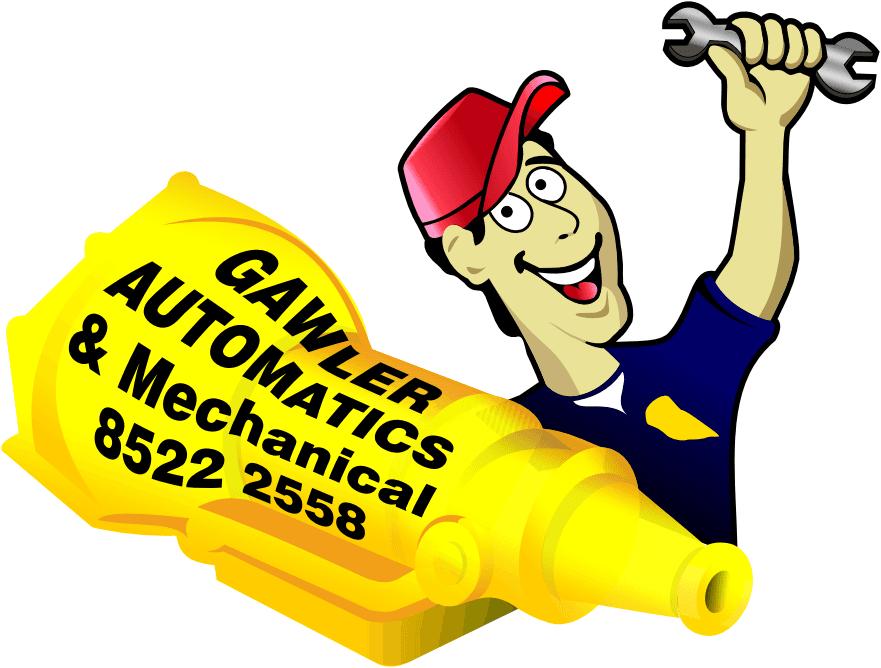 gawler automatic transmission gearbox logo