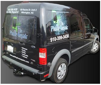 Onsite Repair Van