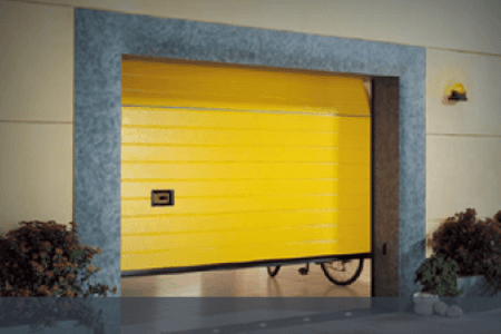 porte garage New Age