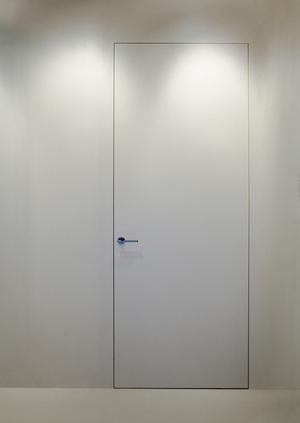 porta filo muro ad serramenti