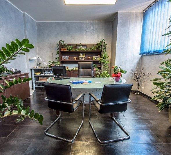 ufficio azienda M.F. Villarbasse