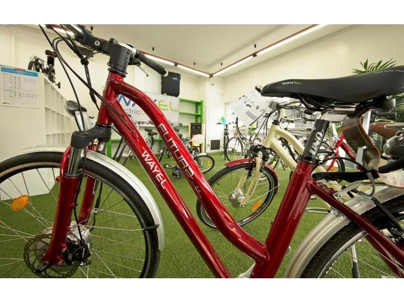 Concessionario bici elettriche Wayel