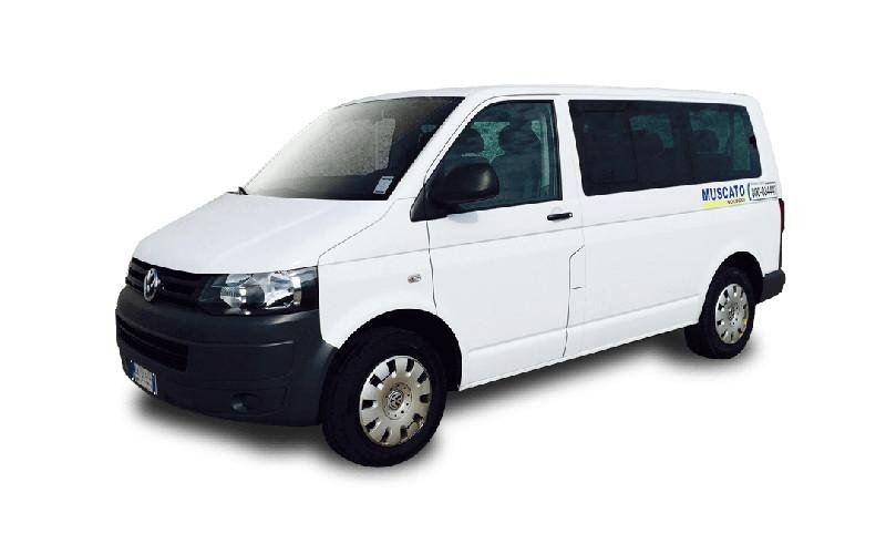 Furgone Transporter Combi