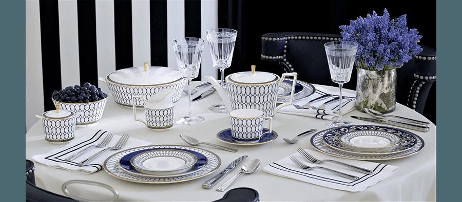 WEDGWOOD servizio tavola per lista nozze