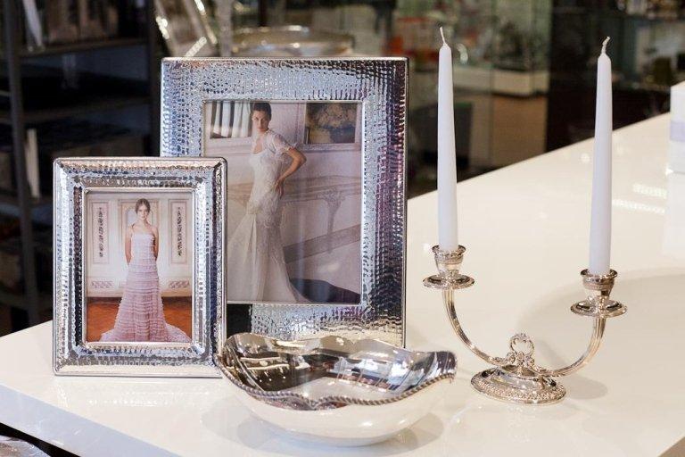 GREGGIO articoli in argento per liste nozze e bomboniere
