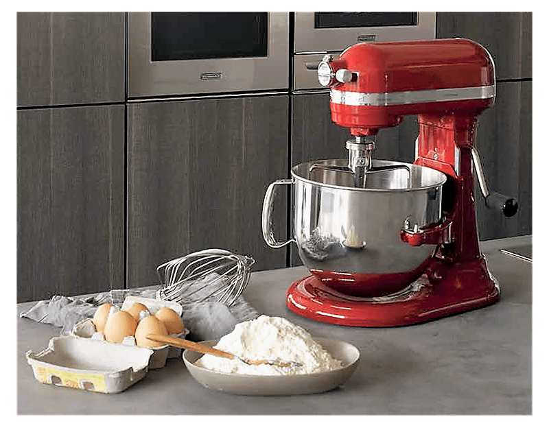 ALESSI KITCHENAID robot cucina