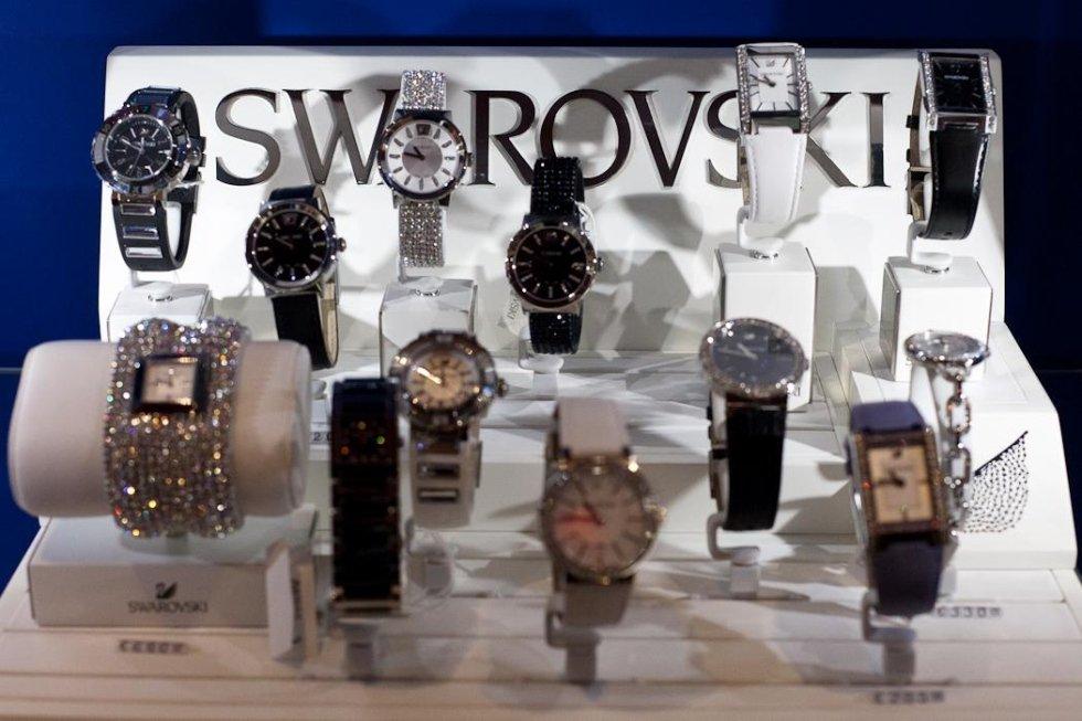 orologi swarovsky