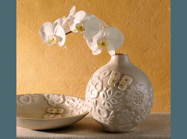 vaso e piatto Thun
