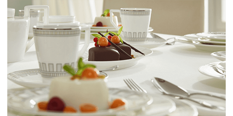 VILLEROY&BOCH servizio caffè in porcellana