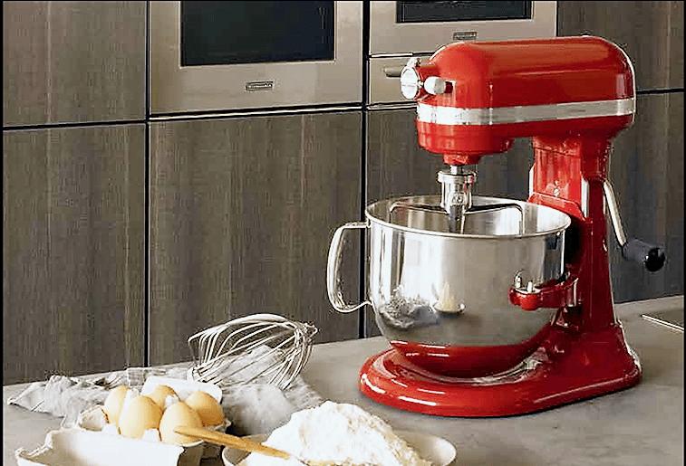ALESSI Kitcenhaid robot da cucina