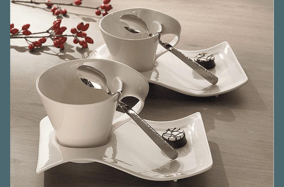 VILLEROY BOCH servizio tavola caffe cappuccino