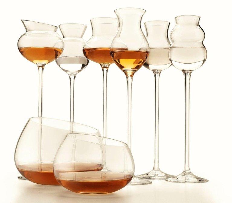 IVV bicchieri degustazione