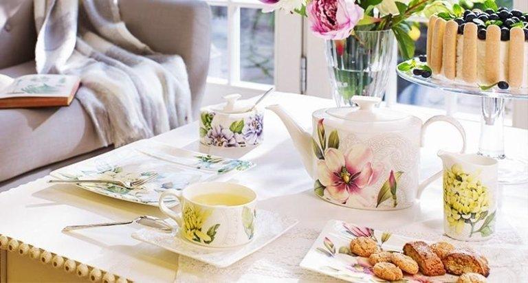VILLEROY&BOCH servizio tè