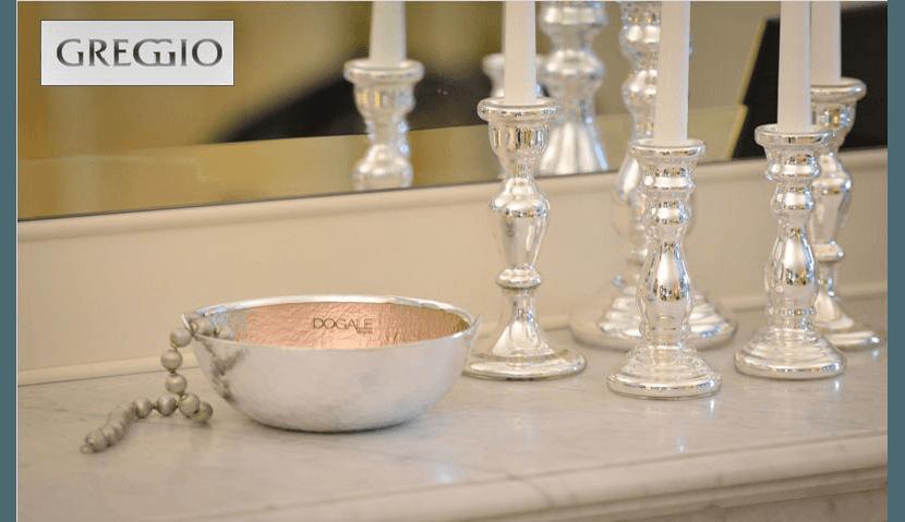 GREGGIO ARGENTI DOGALE  articoli regalo in argento