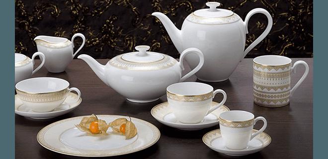 VILLEROY BOCH servizio tè