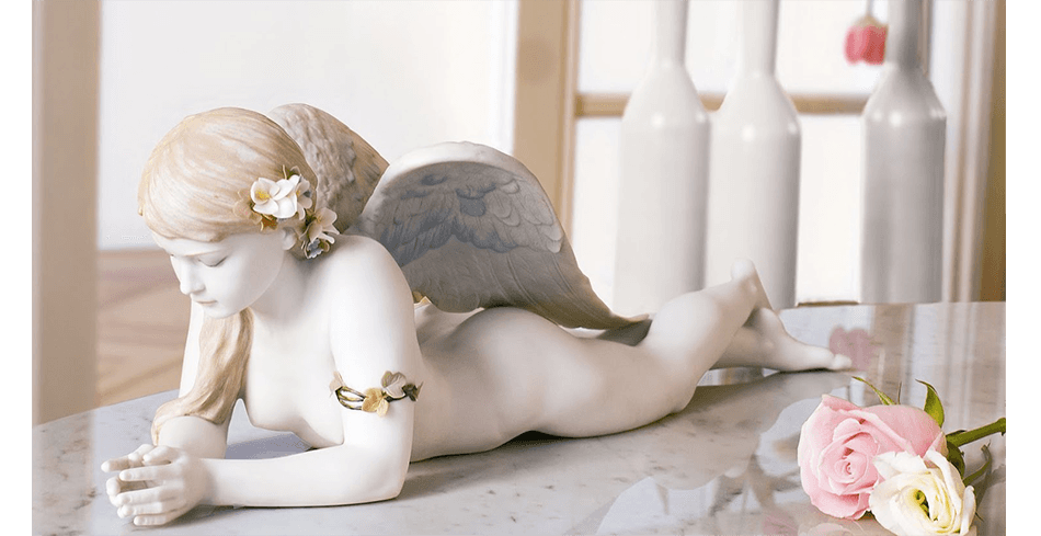 LLADRO soprammobili in porcellana