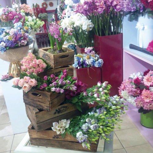 composizioni floreali a La fioricoltura Casal Di Principe Caserta