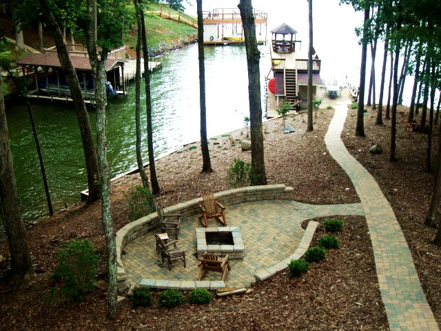 landscape design and more in Matthews, NC