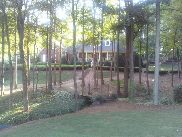 landscape design and maintenance in Matthews, NC