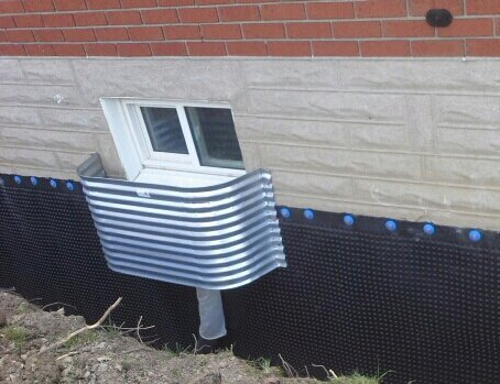 waterproofing homes and basements in Glanbrook