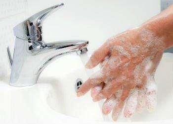 woden dental centre washing hands