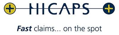 woden dental centre hicaps logo