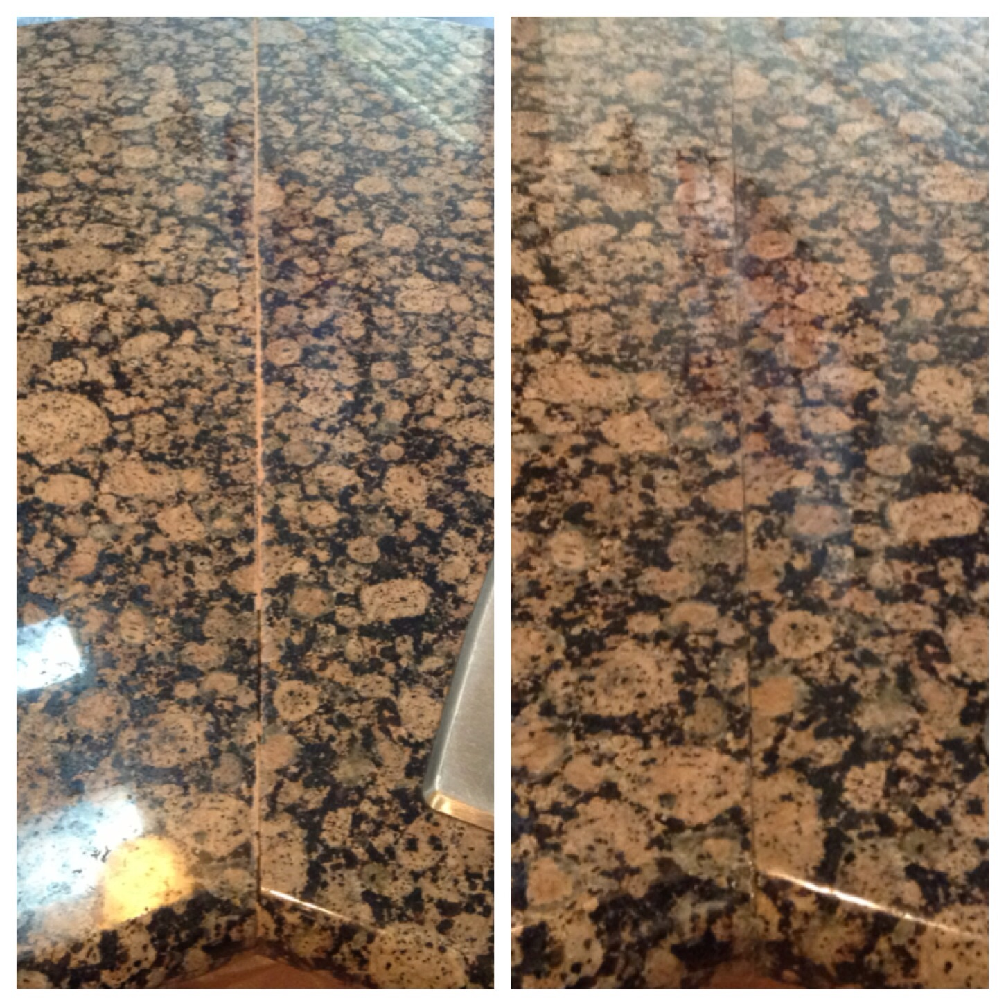 step countertops painted countertop youtube sealing watch your granite