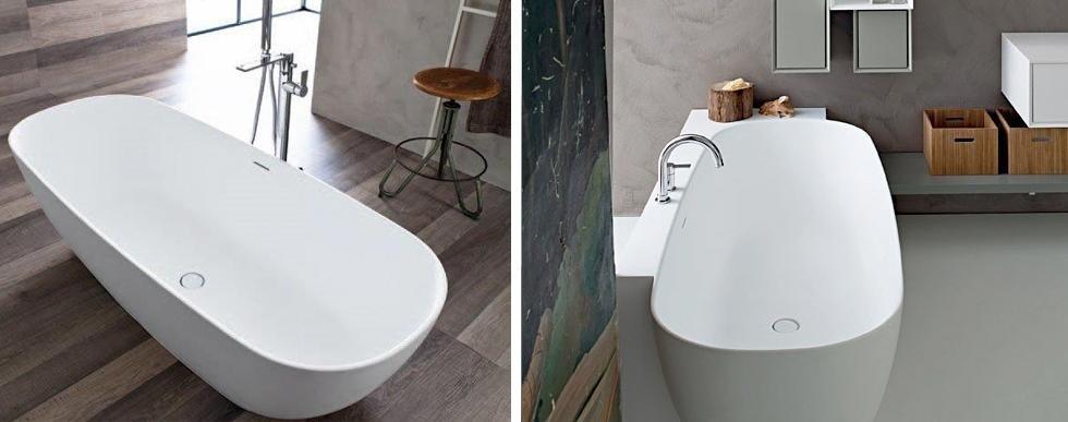 vasche da bagno novello