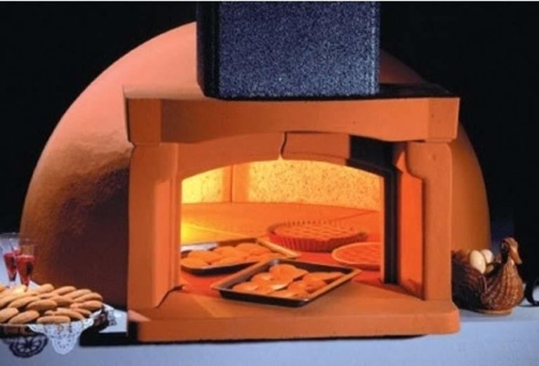 forno tradizionale