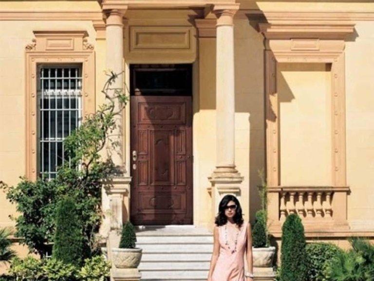 porta blindata rustica