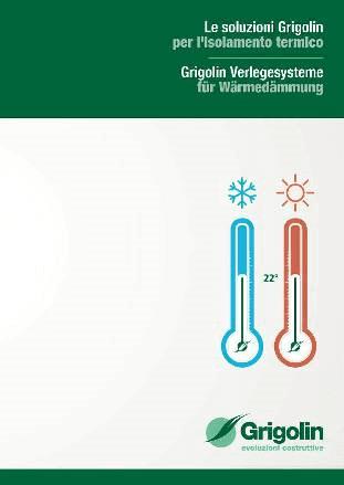 catalogo Soluzioni per l'isolamento termico