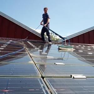 Paser pulizia fotovoltaico