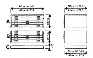 schema cassettiera