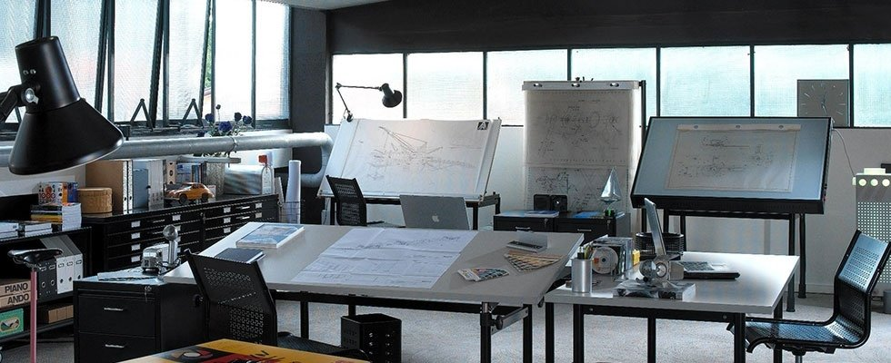 Vendita attrezzatura da disegno roma caruso giovanni for Arredo ufficio tecnico