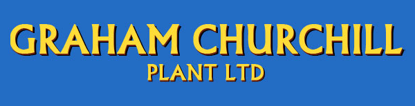 Graham Churchill Plant Ltd Northamptonshire Logo