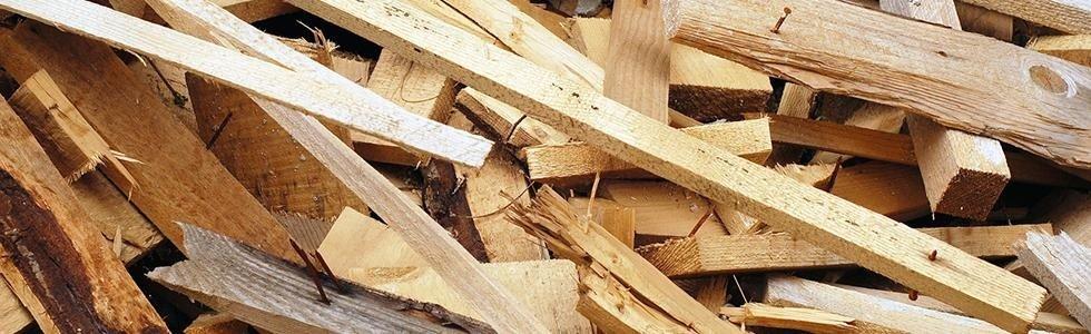 recupero legno padova